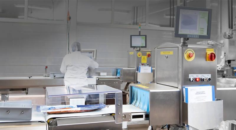 Системы рентгеновского контроля